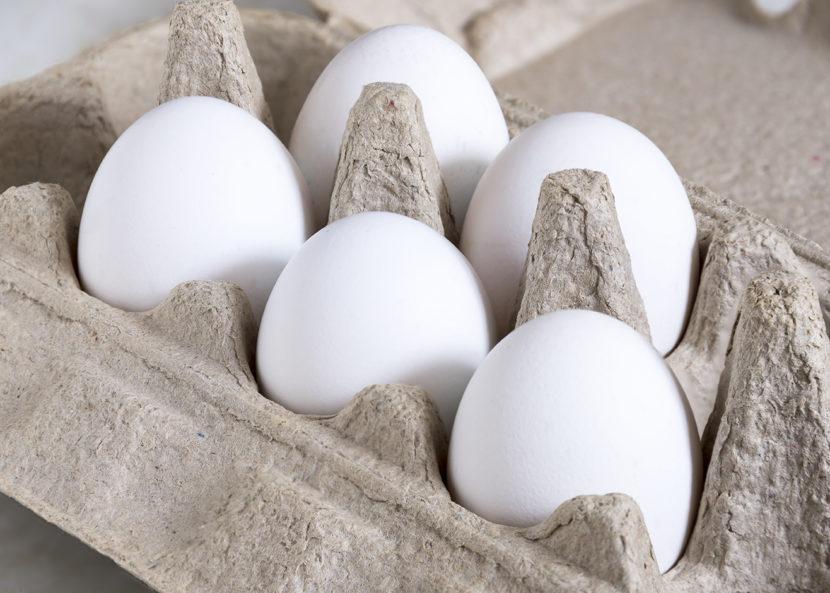 Huevo: objetivo o indicador